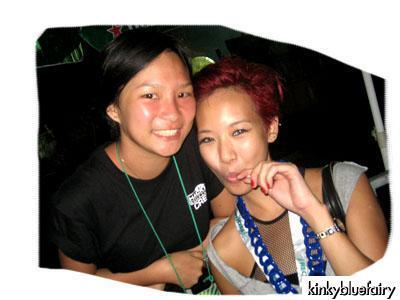 Sandra + Joyce