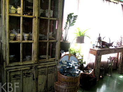 Teahouse in Chiang Mai