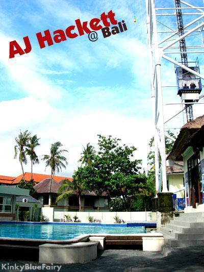 Aj Hackett Bali