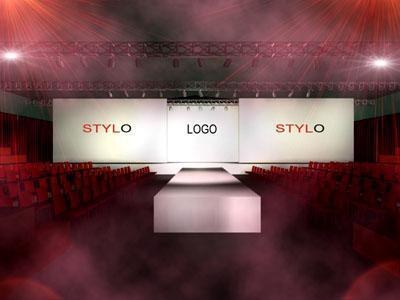 Stylo Fashion Cube, Pavilion