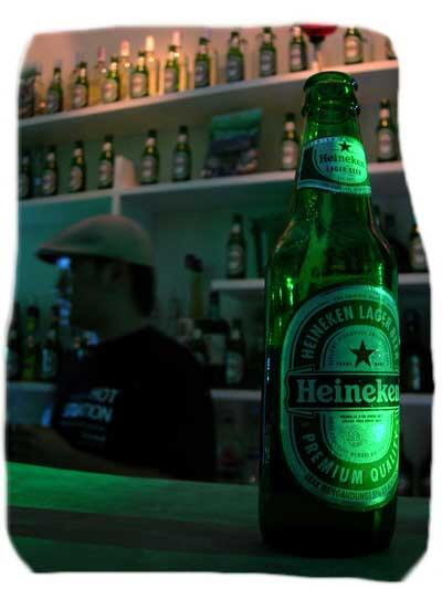 Heineken Green Room State of Mind Project
