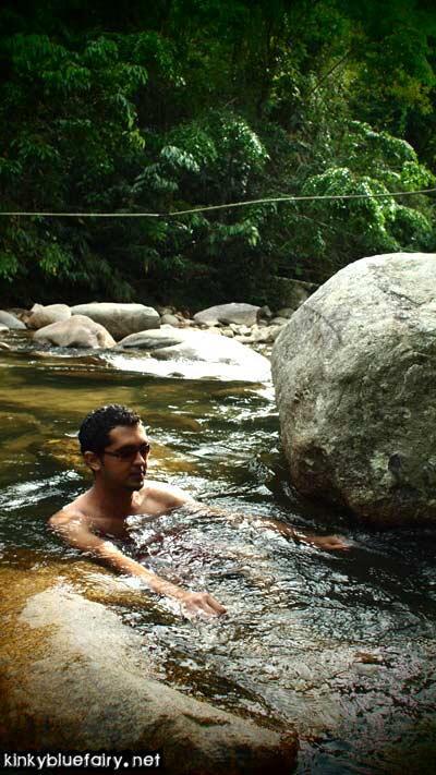 Magick River, Kuala Kubu Baru