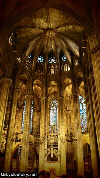 church, barcelona