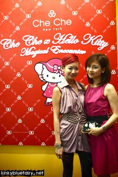 Hello Kitty X Che Che New York Launch @ KL