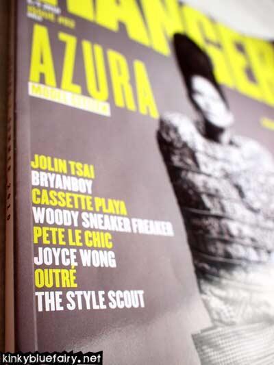 Hanger magazine SS10