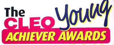 cleo young achiever award 2010
