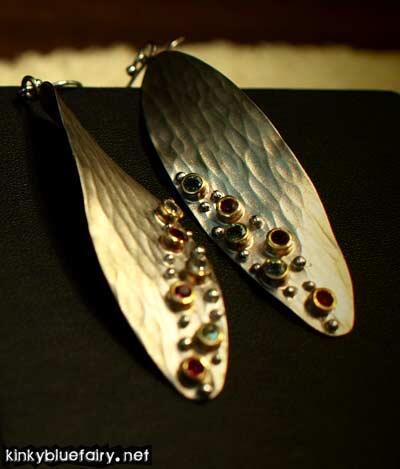 Choo Yilin earrings