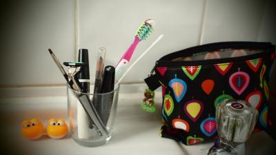 bathroom stuff