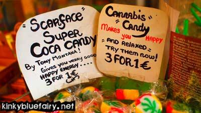 amsterdam cannabis candy