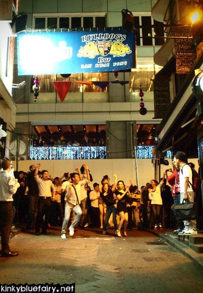 Hong Kong Lan Kwai Fong