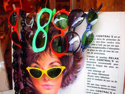 vintage sunglasses paris