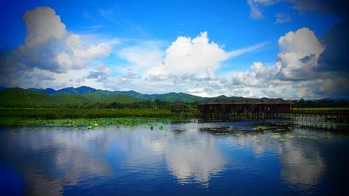 Golden Island Cottages Inle Lake Myanmar Kinkybluefairy