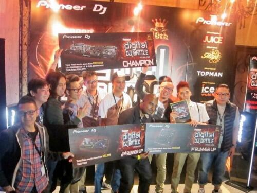 Winners & Judges
