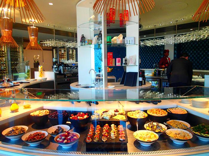Grand Hyatt Dubai Room Service Menu