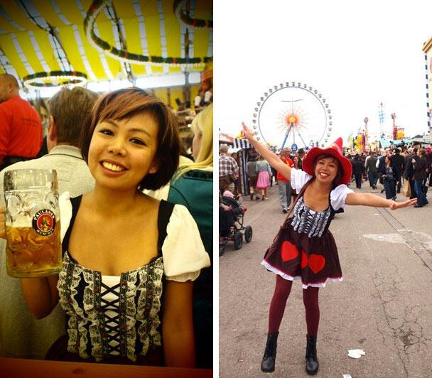 Oktoberfest Malaysia | KinkyBlueFairy