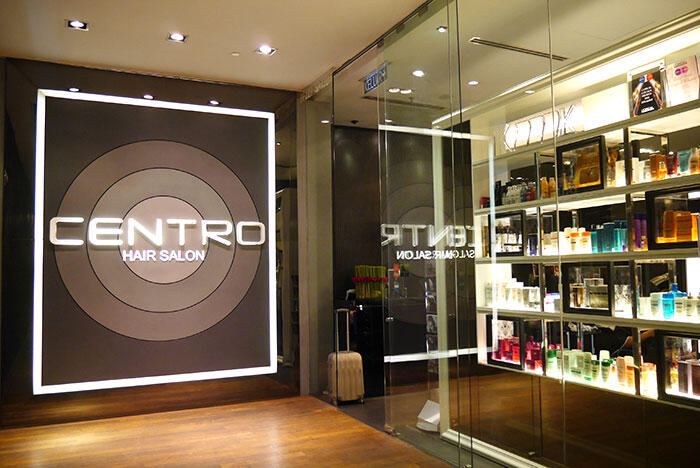 Centro hair salon gardens mid valley win 2x makeovers for 76 salon mid valley