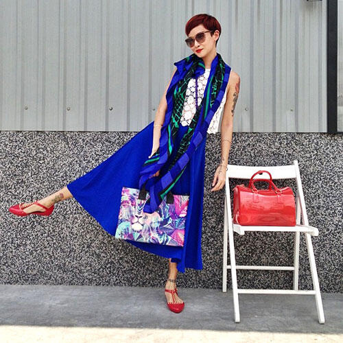 Malaysia Fashion Blog Today