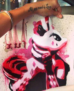 iman-xuf-stencil-art-2-my-little-pony
