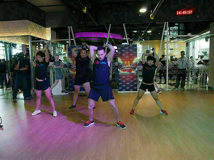 Celebrity fitness fees in malaysia