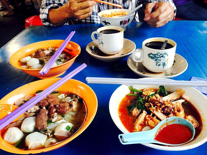 kinkybluefairy-penang-georgetown-har-mee-pork-noodles