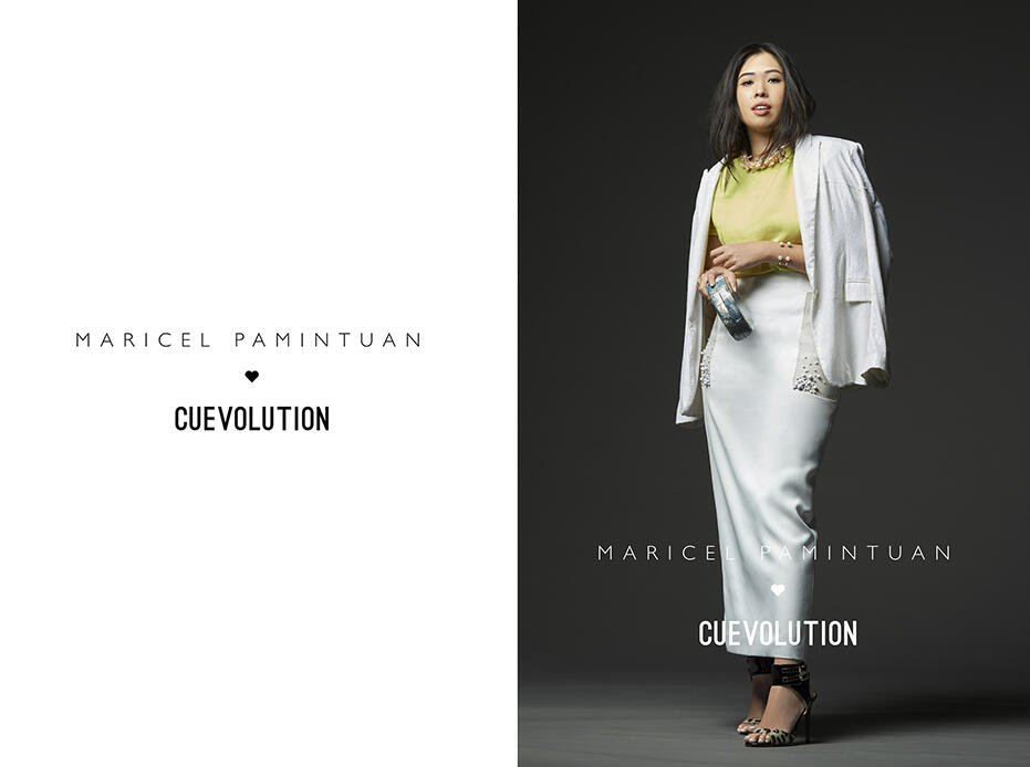 Maricel for CUEVOLUTION campaign 1 Amy Yasmine
