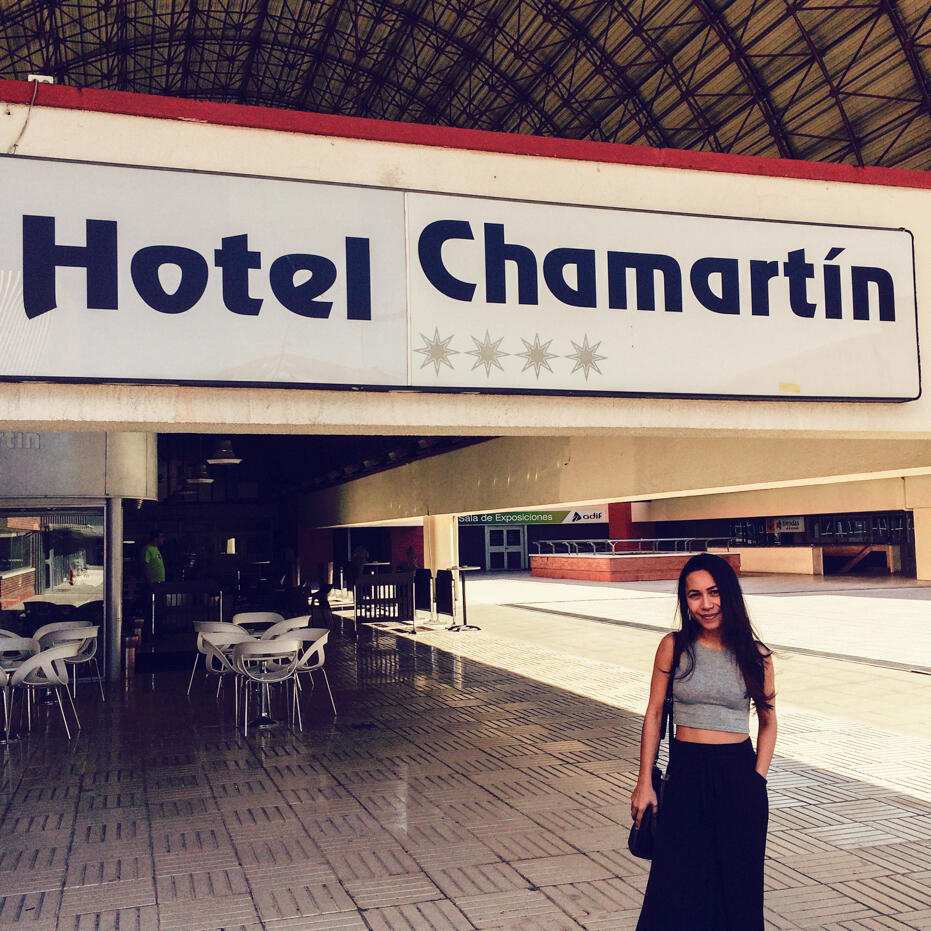 Madrid - Day 1 - Hotel Chamartin - 023