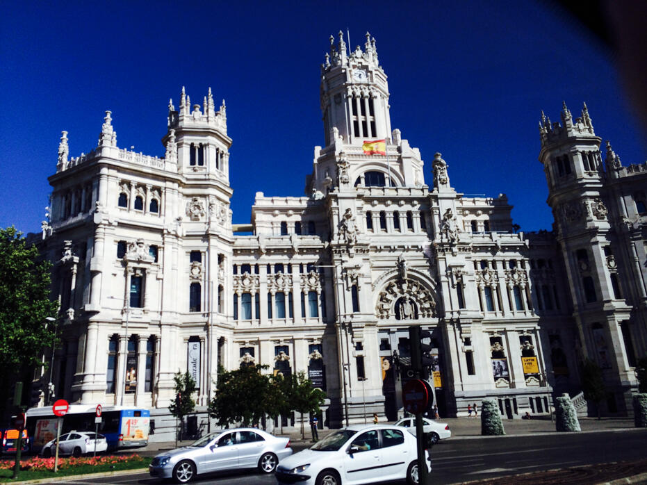 Madrid - Day 1 - Mirador Del Palacio de Cibeles - 022
