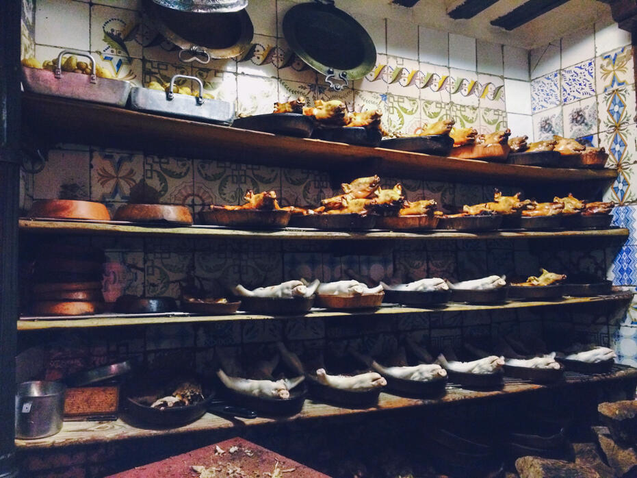 Madrid - Day 1 - Restaurante Botin - 014