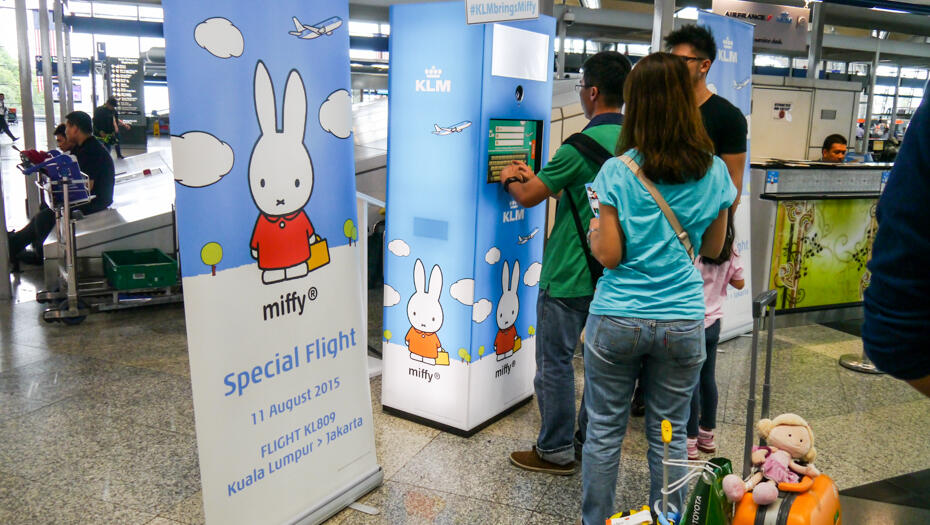 KLM Brings Miffy-2