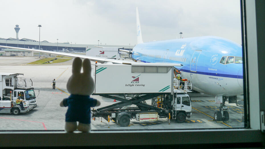 KLM Brings Miffy-36