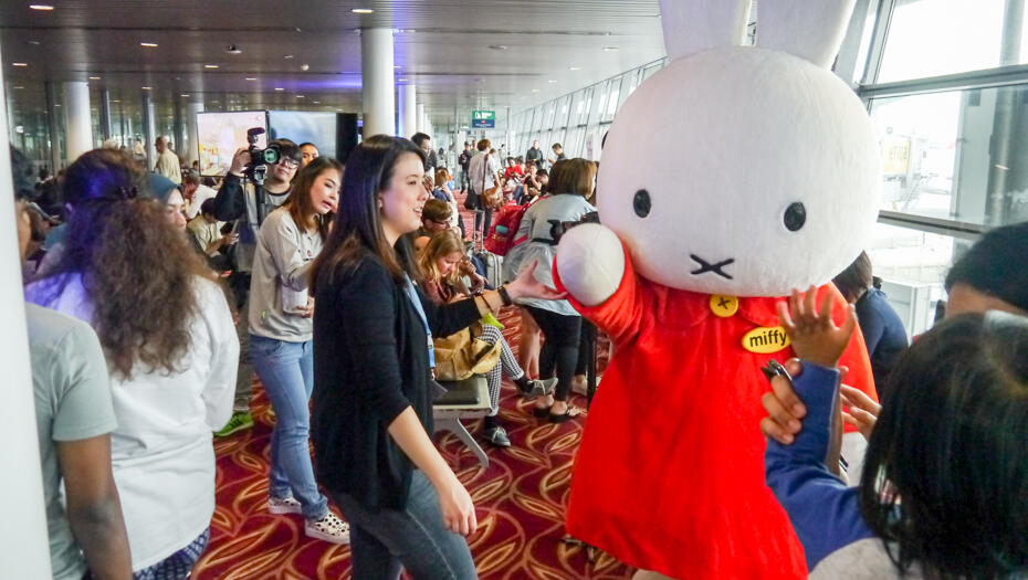 KLM Brings Miffy-45