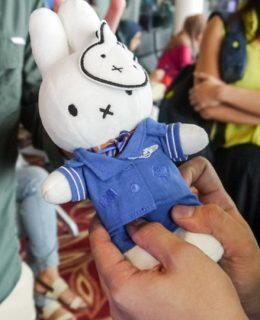 KLM Brings Miffy-FP