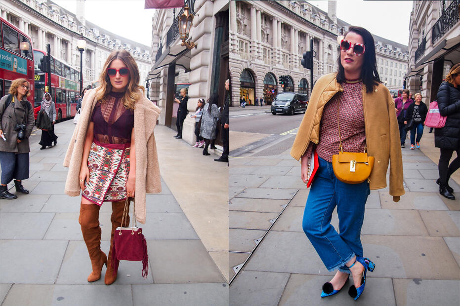 London Fashion Week LFW 2015 Day 1-3a