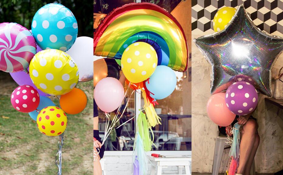 Customize balloon bouquet example-1