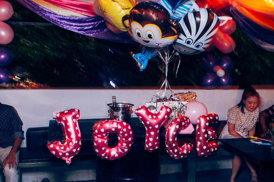 Joyce's Birthday by Saufi Nadzri-12