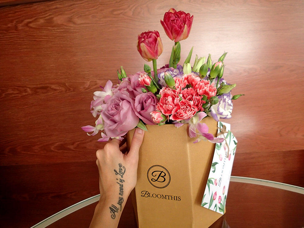 Flower Basket Delivery Malaysia : Mother s day ideas kinkybluefairy
