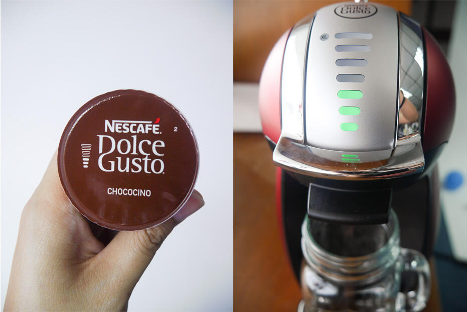 Nescafe DG 21