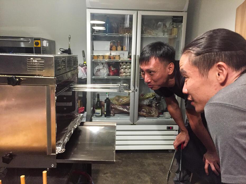 Ken's Curious Grocer Test Kitchen-11