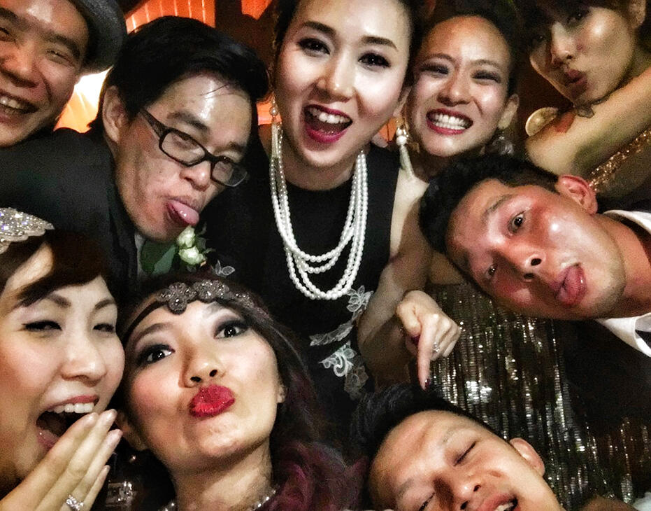 Christine and Vincent Mah Wedding Puncak Dani Genting 2