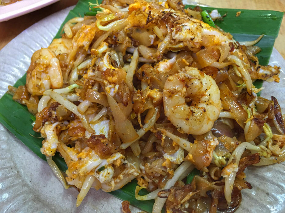 Penang June 2016- food and wedding-15 char koay teow