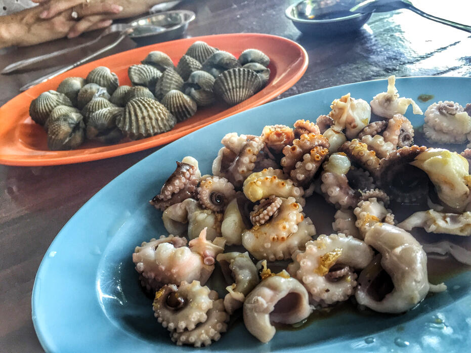 Penang June 2016- food and wedding-7 seafood