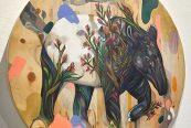 EhWauBulan-Art-Showcase-white-box-publika-5-Tapir-by-Haris-Rashid-FP