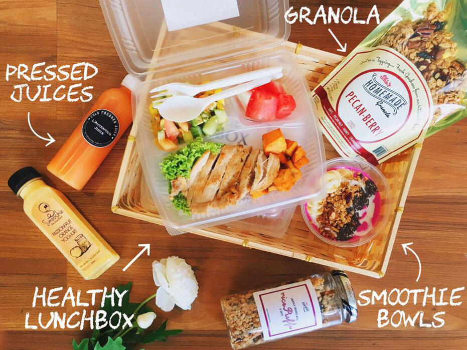 Penang Healthy Food Delivery