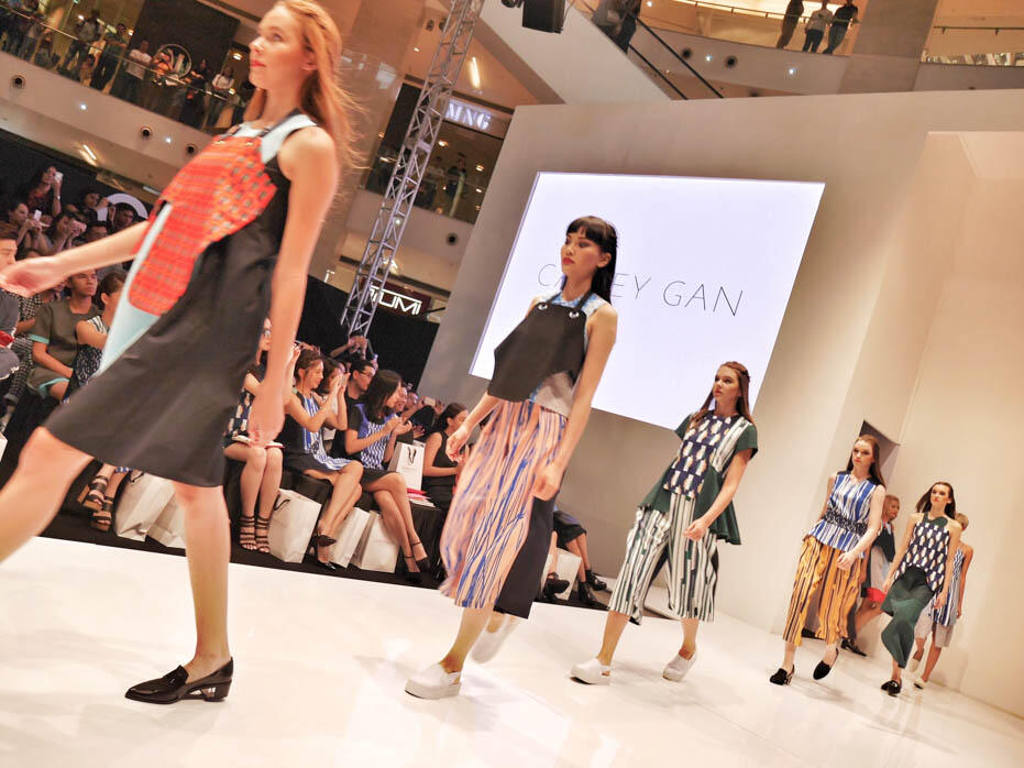 KL Fashion Week KLFW RTW 2016 Day 1 - 12 cassey gan spring summer
