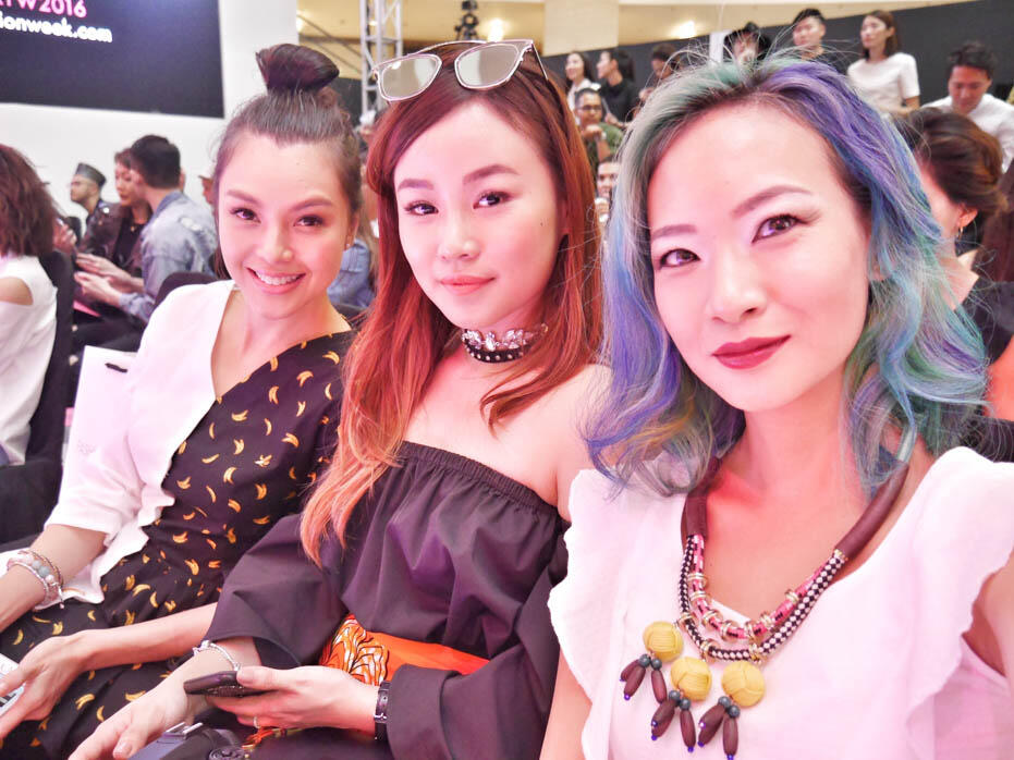 KL Fashion Week KLFW RTW 2016 Day 1 - 4 carmen soo charis ow joyce wong