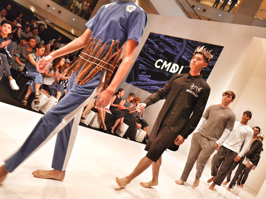KL Fashion Week KLFW RTW 2016 Day 1 - 9 CMDI