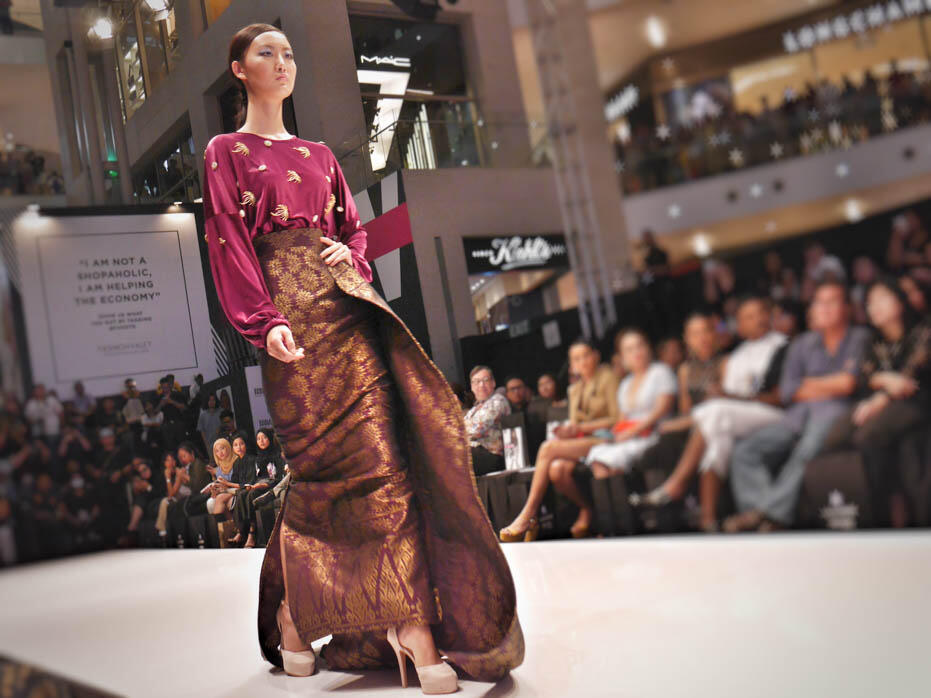 KL Fashion Week KLFW RTW 2016 Day 2 - 8 fashion show adila long