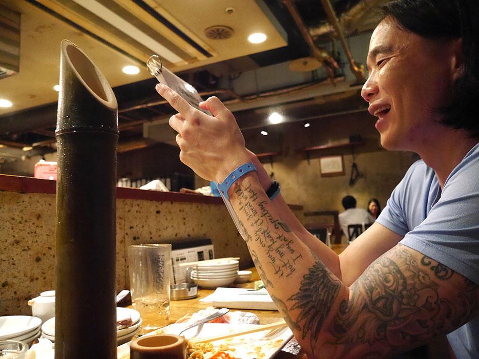 e-35-steps-bistro-shibuya-tokyo-7-bamboo-sake