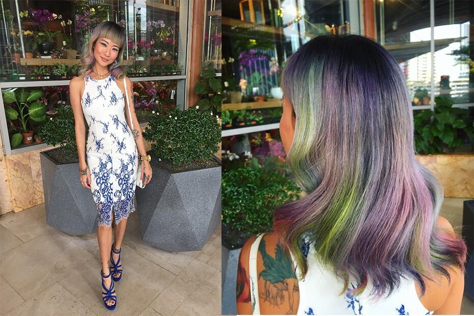 Joyce Wong_KinkyBlueFairy_Hair