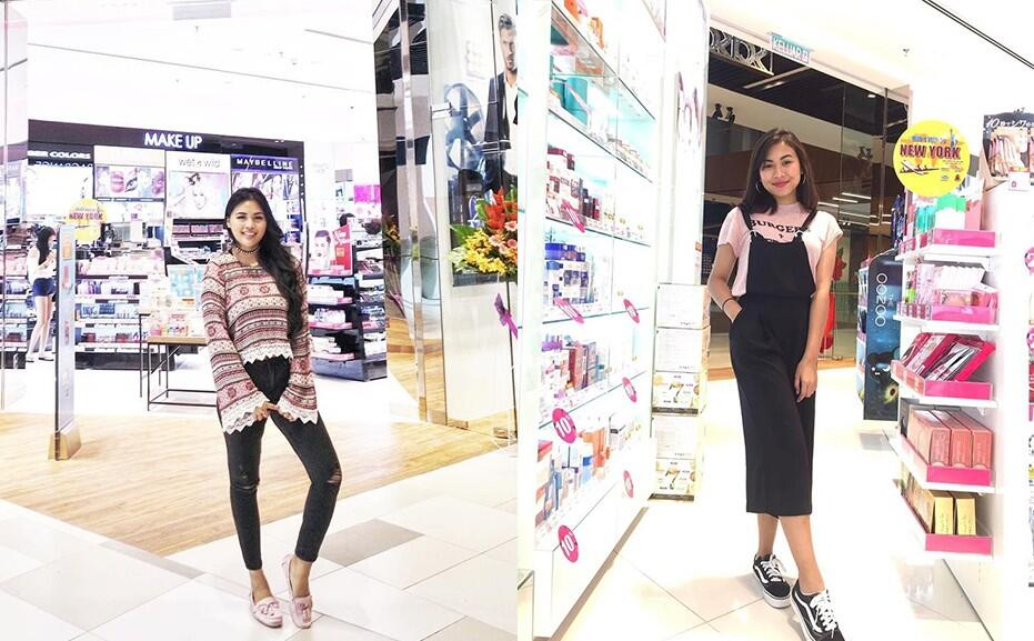Amanda Imani Luna Tasha Sasa MyTown Store Opening